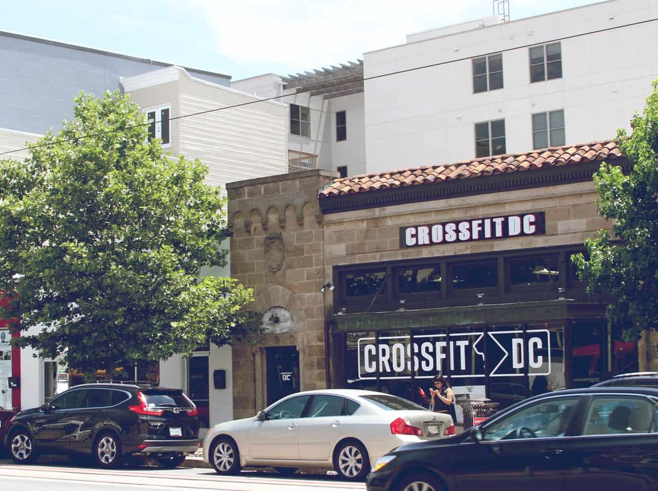 Crossfit DC on H Street